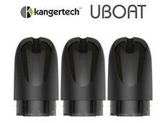 Kanger UBOAT 2mL Cartridge (3pcs) - Vaporider