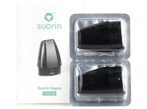 Suorin Vagon 2mL Cartridges (2pcs) - Vaporider
