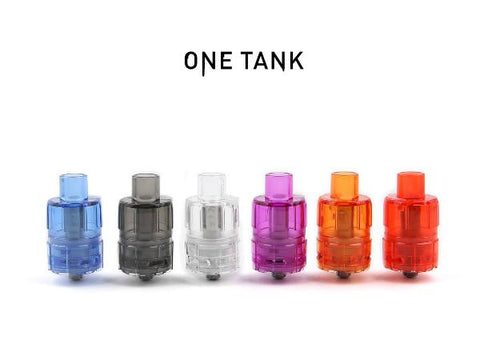 Teslacigs One Disposable Tank (3pcs) - Vaporider