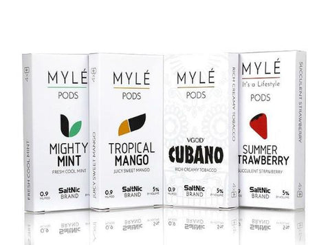 Myle Replacement Pods by Myle Vapor