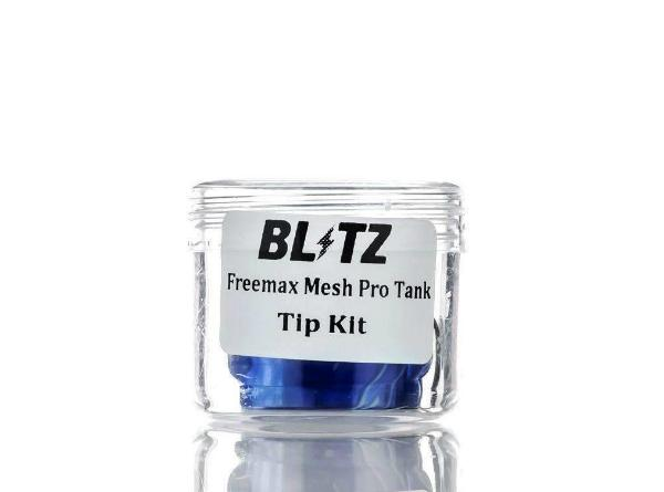 Blitz Resin 510 Drip Tip & Tube Kit for FreeMax Mesh Pro Tank