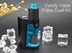 Vandy Vape Pulse Dual 18650 Squonk Mod with Pulse V2 RDA Kit