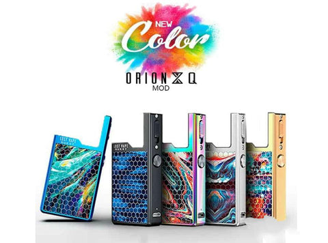 Orion Q Pod Mod by Lost Vape (Without Pods) - Vaporider