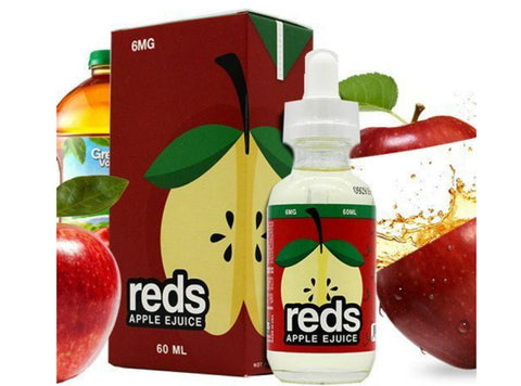 Reds Apple E-Juice 60mL - Vaporider