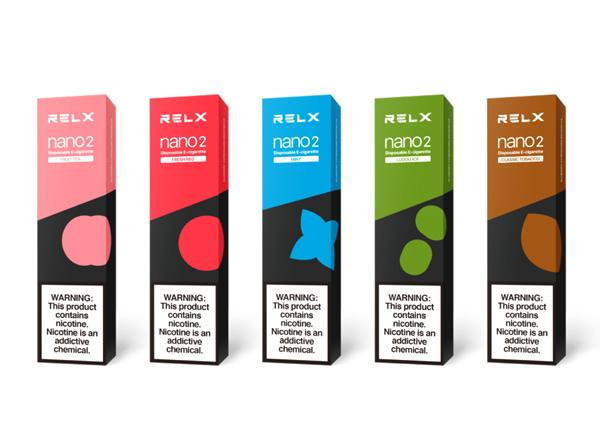 Relx Nano 2 Disposable E-Cigarette - Vaporider