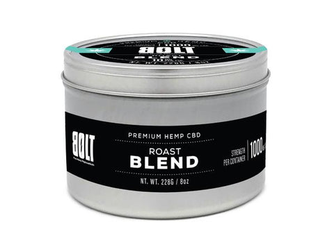Bolt CBD Roast Blend Coffee 1000mg/8oz