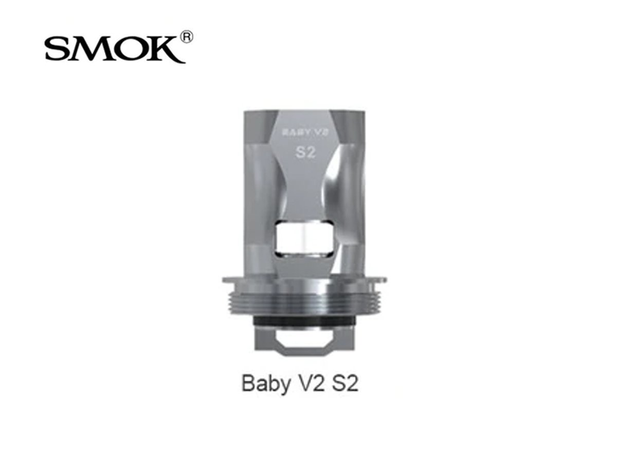 Smok Mini V2 Replacement Coils 3pcs/pack - Vaporider