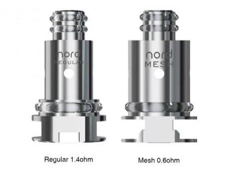 Smok Nord Replacement Coils (5pcs) - Vaporider