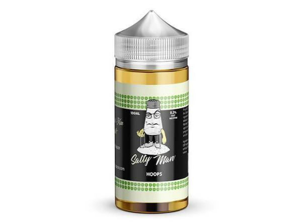 Salty Man 30mL 5% Nicotine Salt E-Liquid - Hoops - Vaporider