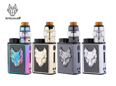 SnowWolf Mini 100W Kit by Sigelei