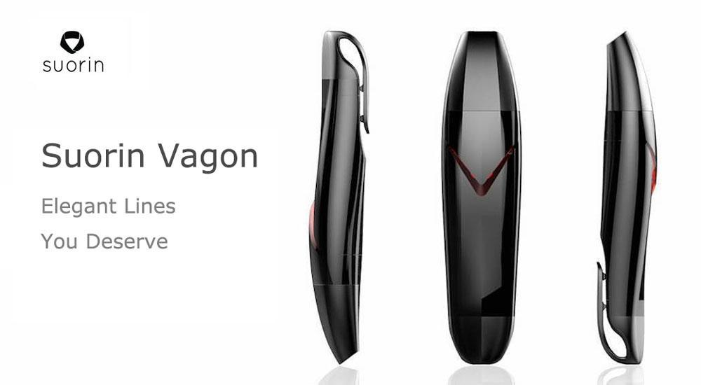 Suorin Vagon All-in-One Starter Kit - Vaporider