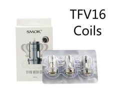 SMOK TFV16 Replacement Mesh Coils (3pcs) - Vaporider