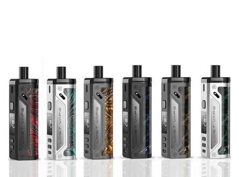 Thelema 80W Pod Mod Kit by Lost Vape