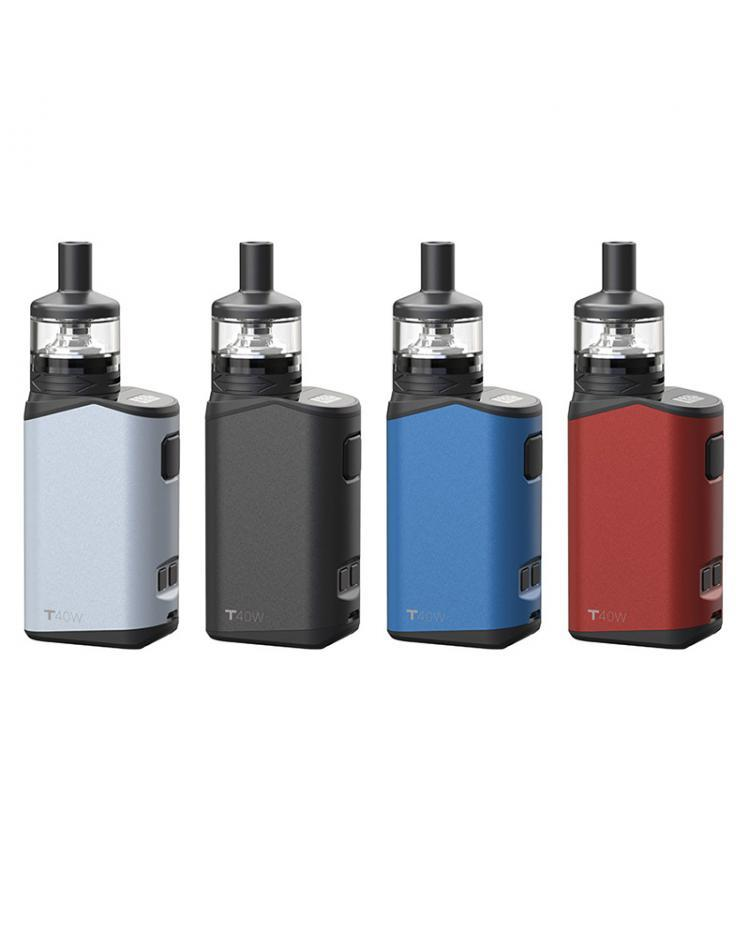 Tesla T40W Kit with Arktos Tank - Vaporider