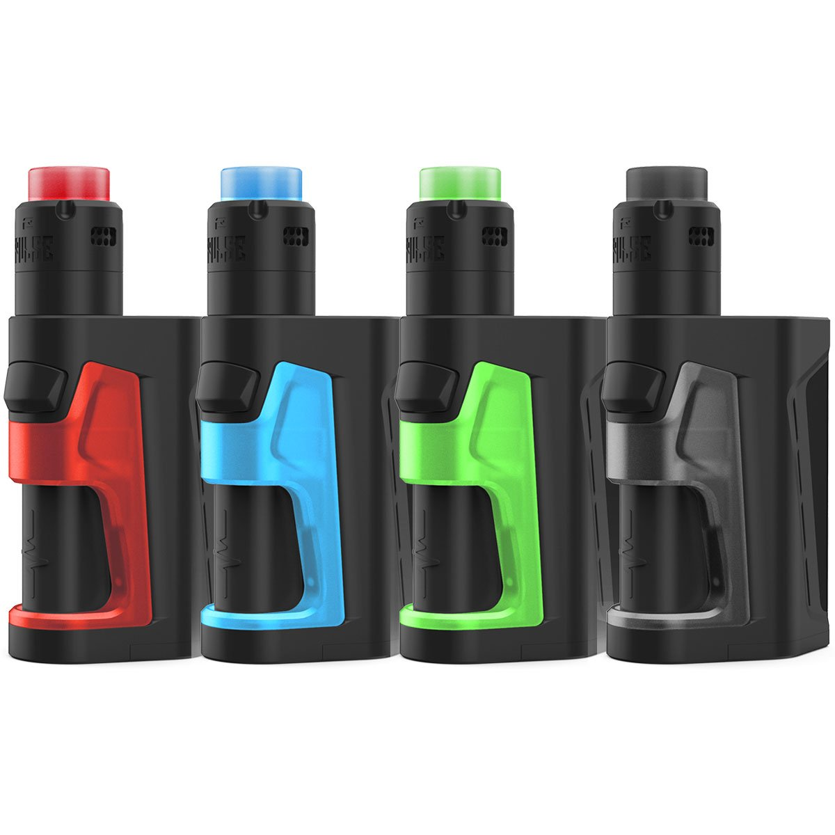 Vandy Vape Pulse Dual 18650 Squonk Mod with Pulse V2 RDA Kit - Vaporider