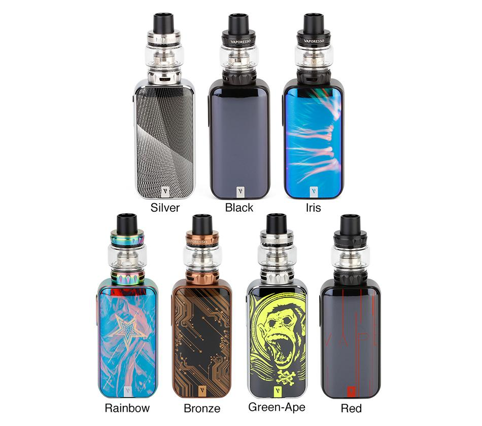 Vaporesso Luxe S Touch Screen TC Kit - Vaporider