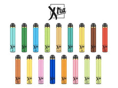 XTRA 5% Nicotine Disposable E-Cigarette - Vaporider