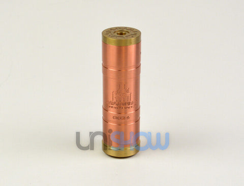 Kinpin Style Mechanical Mod - Vaporider