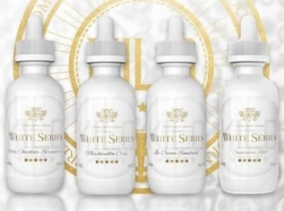 Kilo White Series Premium E-Liquid 60mL - Marshmallow Crisp (Juice Deals)