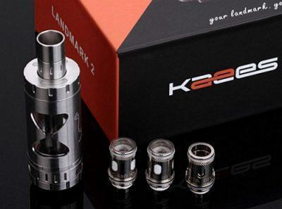 Kaees Landmark 2 Top Fill 6mL Tank (Sweep Out Sale) - Vaporider