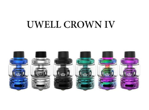Uwell Crown IV Tank