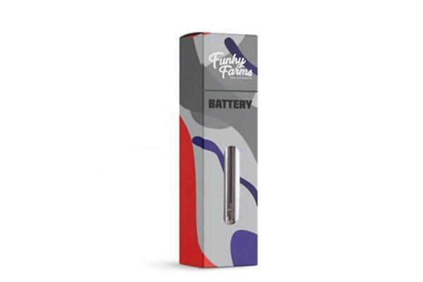 Funky Farms 510 Thread Battery with Pre-Filled Tanks (3pcs kit) - Vaporider