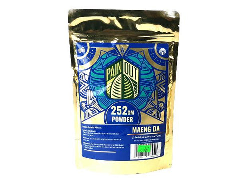 Pain Out 252GM Maeng Da Powder - Vaporider
