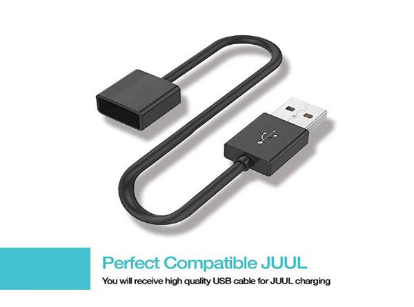 J**l 2.6ft USB Magnetic Charging Cable - Vaporider