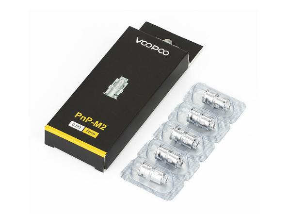 VOOPOO PnP Coil for Drag Baby Trio (5pcs)