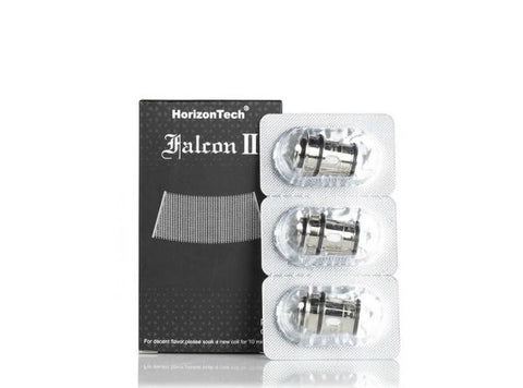 Horizon Falcon II Replacement Coils (3pcs) - Vaporider