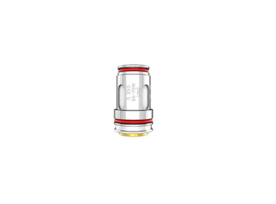 UWELL Crown V Replacement Coil (4pcs)