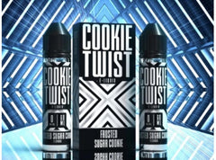 Cookie Twist E-Liquid 60ML/120ML - Vaporider