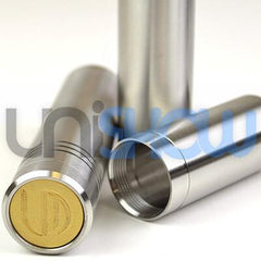 Luxe Chocolate Mechanical Mod Clone (3-Tube Set) (Buy 1 Get 1 Free) - Vaporider