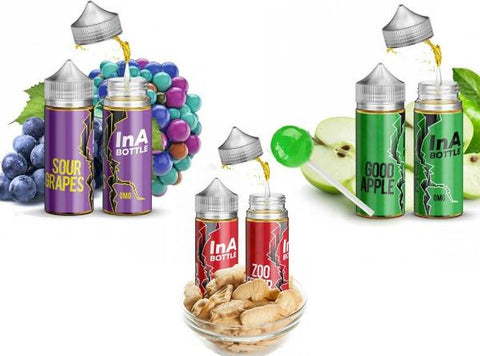 InA Bottle 100ML E-Liquid - Vaporider