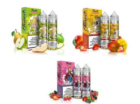 The Finest E-Liquid 60ml/120ml