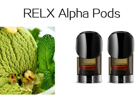 RELX Alpha Pods (3pcs)