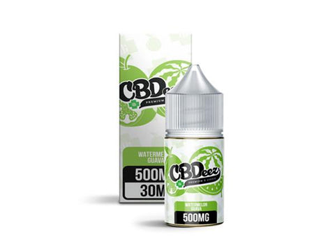CBDeez CBD 500MG 30ML E-Liquid - Vaporider