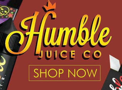 Humble 120ML E-Juice - Vaporider