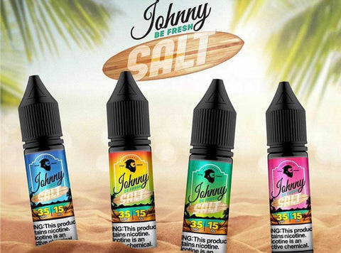 Johnny Be Fresh 30ML Nic Salt E-Juice - Vaporider
