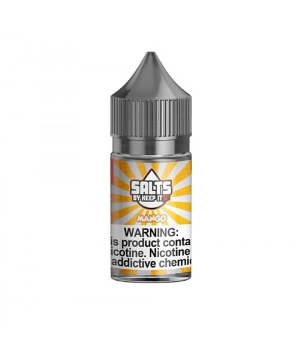 Keep It 100 Nicotine Salt 30ML - Vaporider