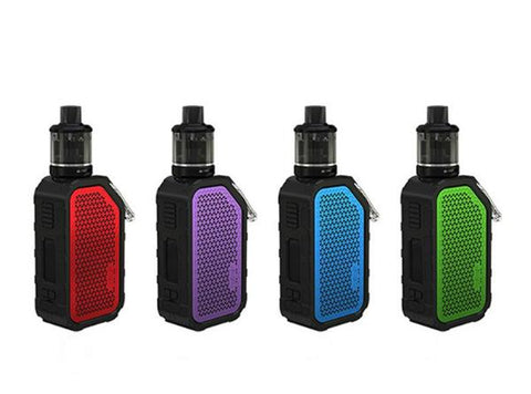 WISMEC Active Bluetooth Music TC Kit with Amor NSE Tank