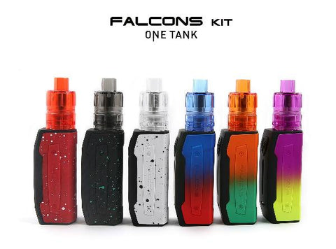 (Pre-Order) Teslacigs Falcons Starter Kit with One Tank - Vaporider