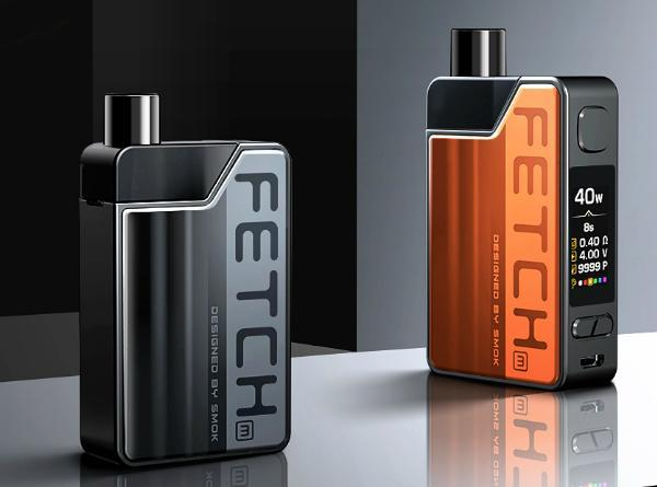 SMOK Fetch Mini 40W Pod System Kit - Vaporider