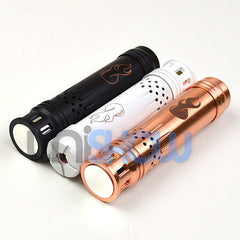 Onyx 18650 Mechanical Mod Clone - Tobeco
