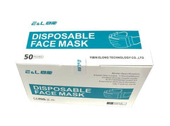 Disposable Face Mask - Vaporider