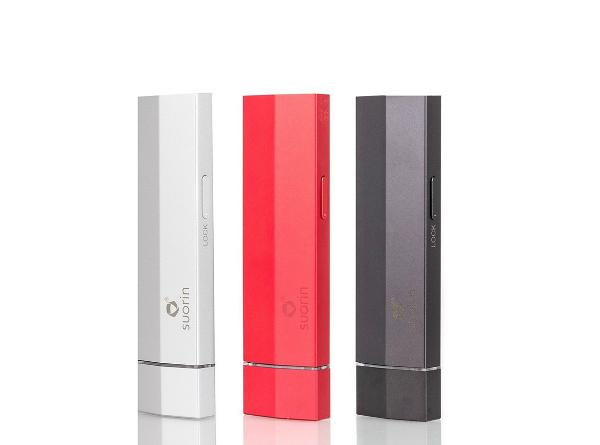 Suorin Edge Pod Mod System With 2 Batteries - Vaporider