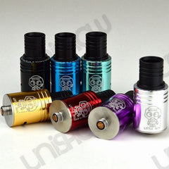 Colored Aluminum Little Boy RDA Clone (Buy 1 Get 1 Free) - Vaporider