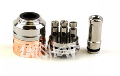 Mephisto Style Rebuildable Dripping Atomizer 22mm(Buy 1 Get 1 Free) - Vaporider