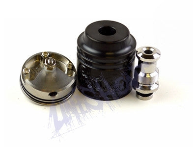 Veritas Style Rebuildable Dripping Atomizer With 29.6mm Diameter