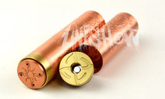 Copper Akuma Style Mechanical Mod (Buy 1 Get 1 Free) - Vaporider